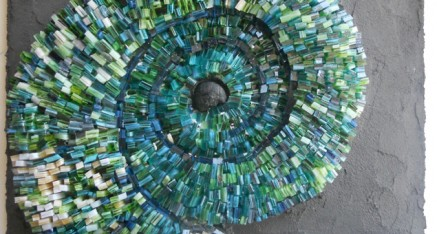 stage verre vitrail piqué