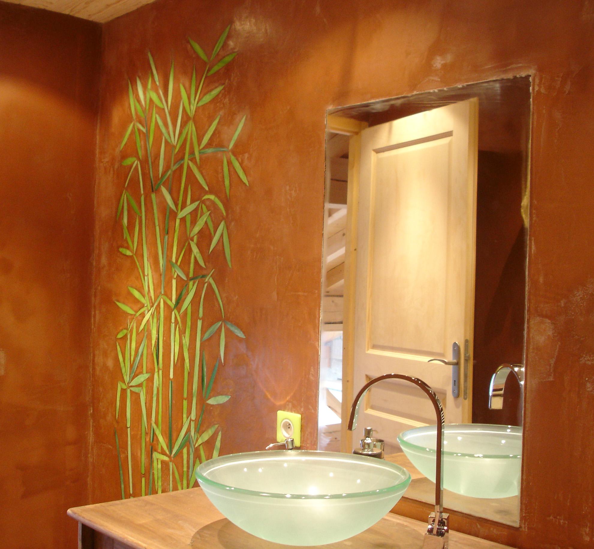 Salle de bain mosaique d cor salle de bain en mosa que for Salle bain mosaique