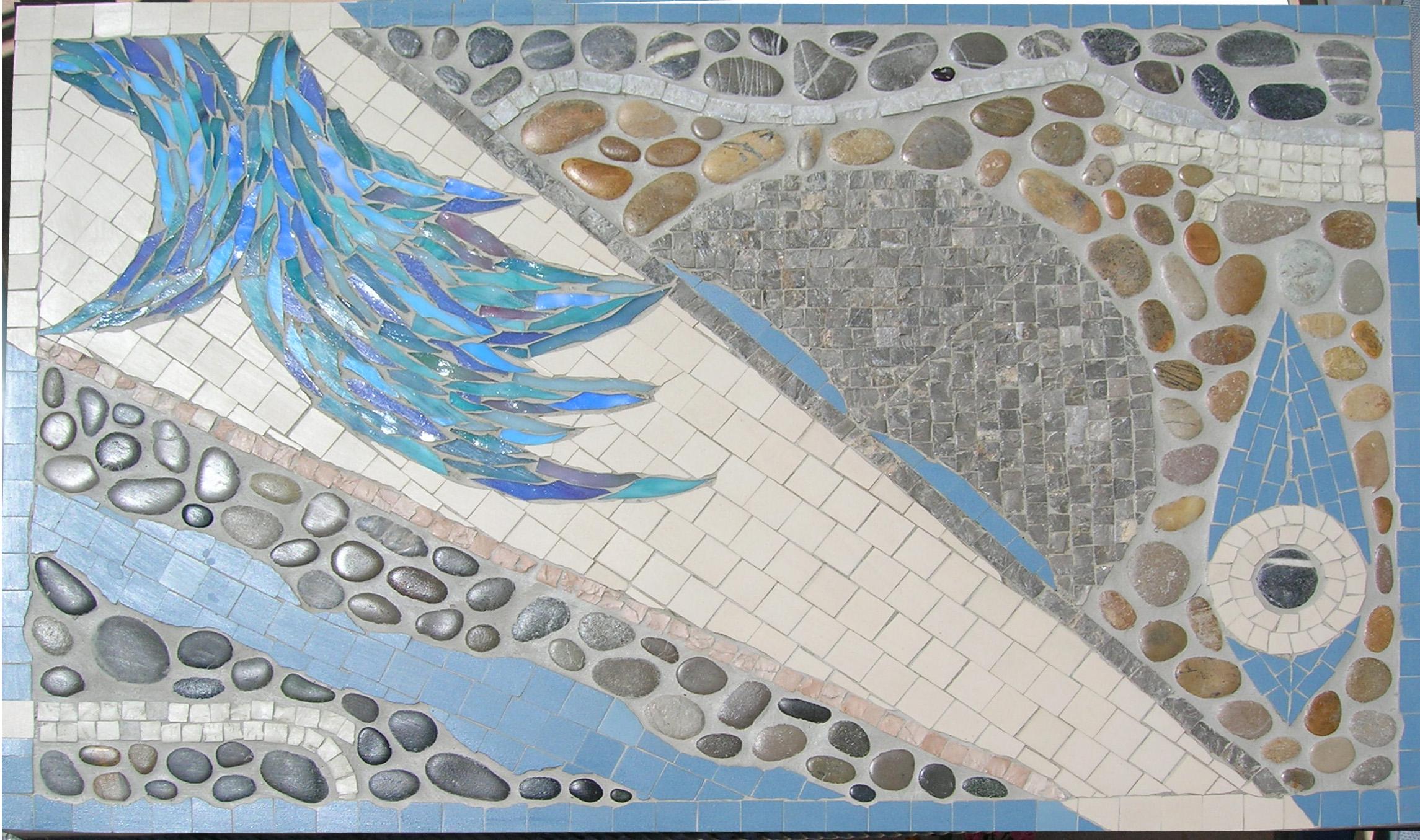 Table piscine en mosaique mozaistik mozaistik for Piscine design mosaique