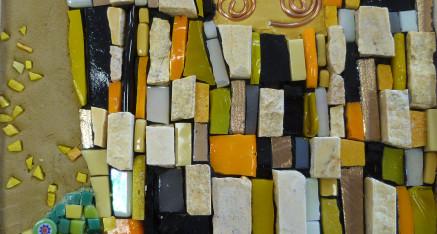 Stage inspiration Klimt animé par Marie Laure Besson (Meilleur Ouvrier de France en Mosaïque d